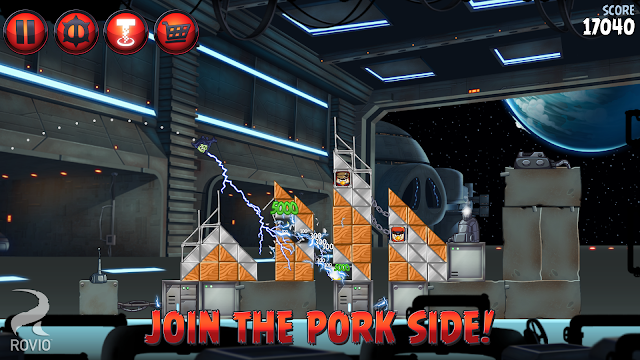 Angry Birds Star Wars II for Android