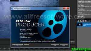 Photodex ProShow Producer 5.0 Full Crack
