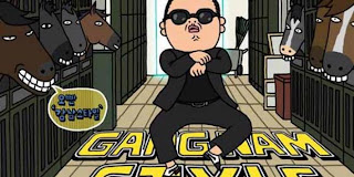 Film Youtube Ganngnam Style asal Korea