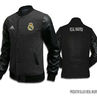 Jaket Predator Real Madrid