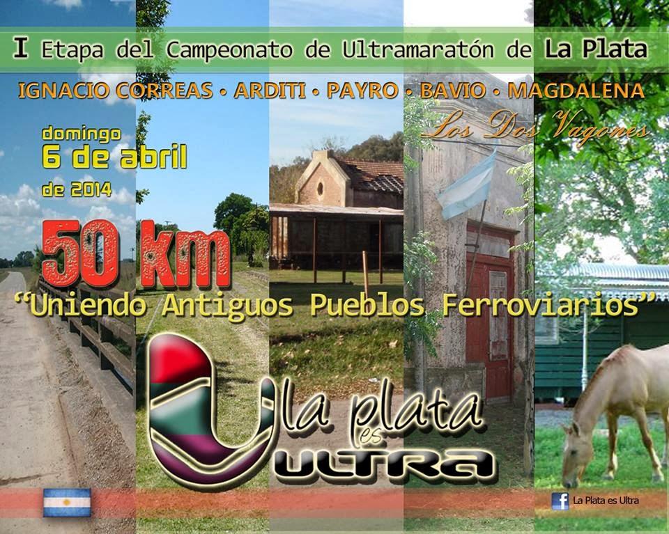 I Campeonato Argentino de Ultramaratón en La Ciudad de La Plata