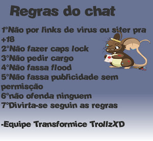 Regras Do Blog