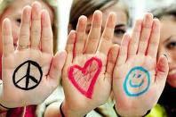 Paz,Amor e Sorrisos
