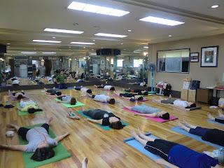 Yoga Osaka Japan