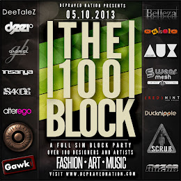 Event the 100 block 05/10/13