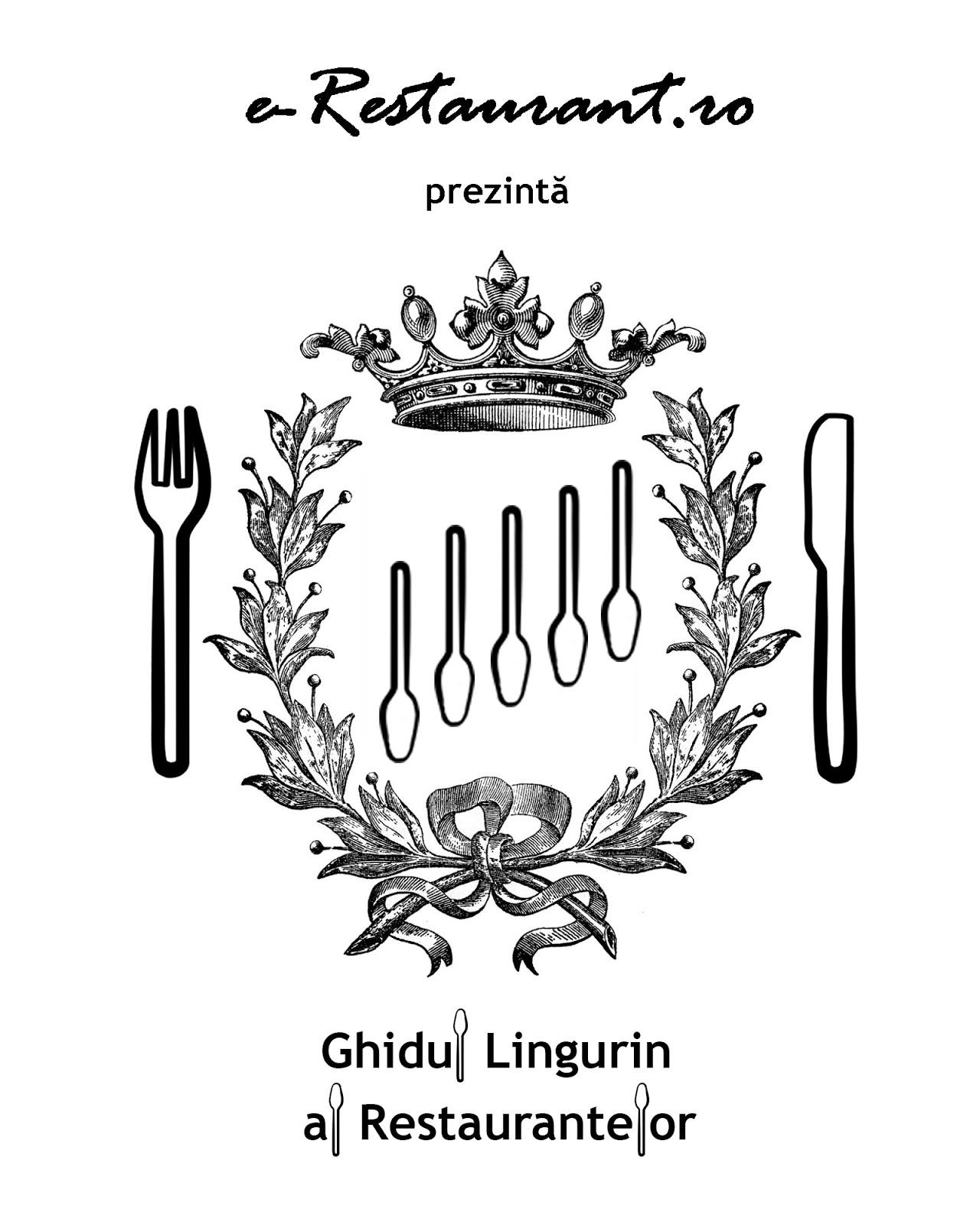 Ghidul Lingurin al Restaurantelor din România: