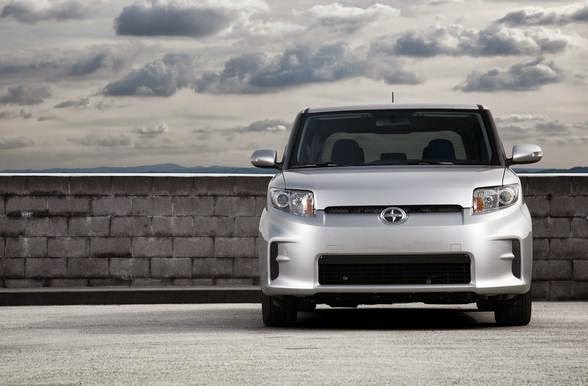 2015 Scion xB New Edition Space