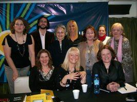 PRIMER ENCUENTRO LITERARIO EN BUENOS AIRES