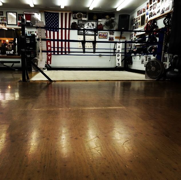 Cappy's Boxing Gym, Seattle