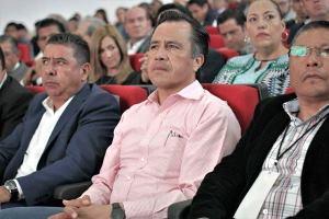 La corrupción que impera en los gobiernos ha disparado la pobreza e inseguridad: Cuitláhuac García