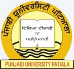 Punjabi University Syllabus