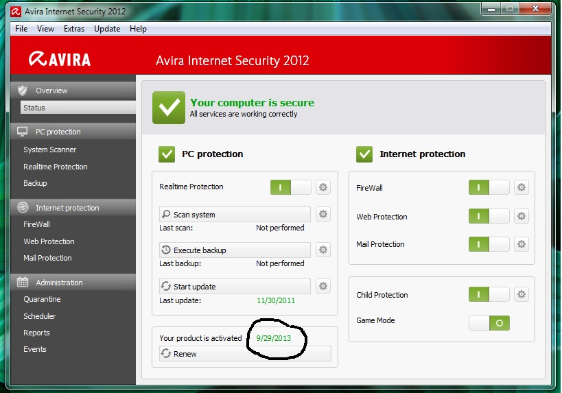 Features Avira Internet Security 2019 Crack