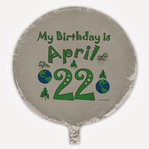 Happy Earth Day Birthday Happy Earth Day Birthday