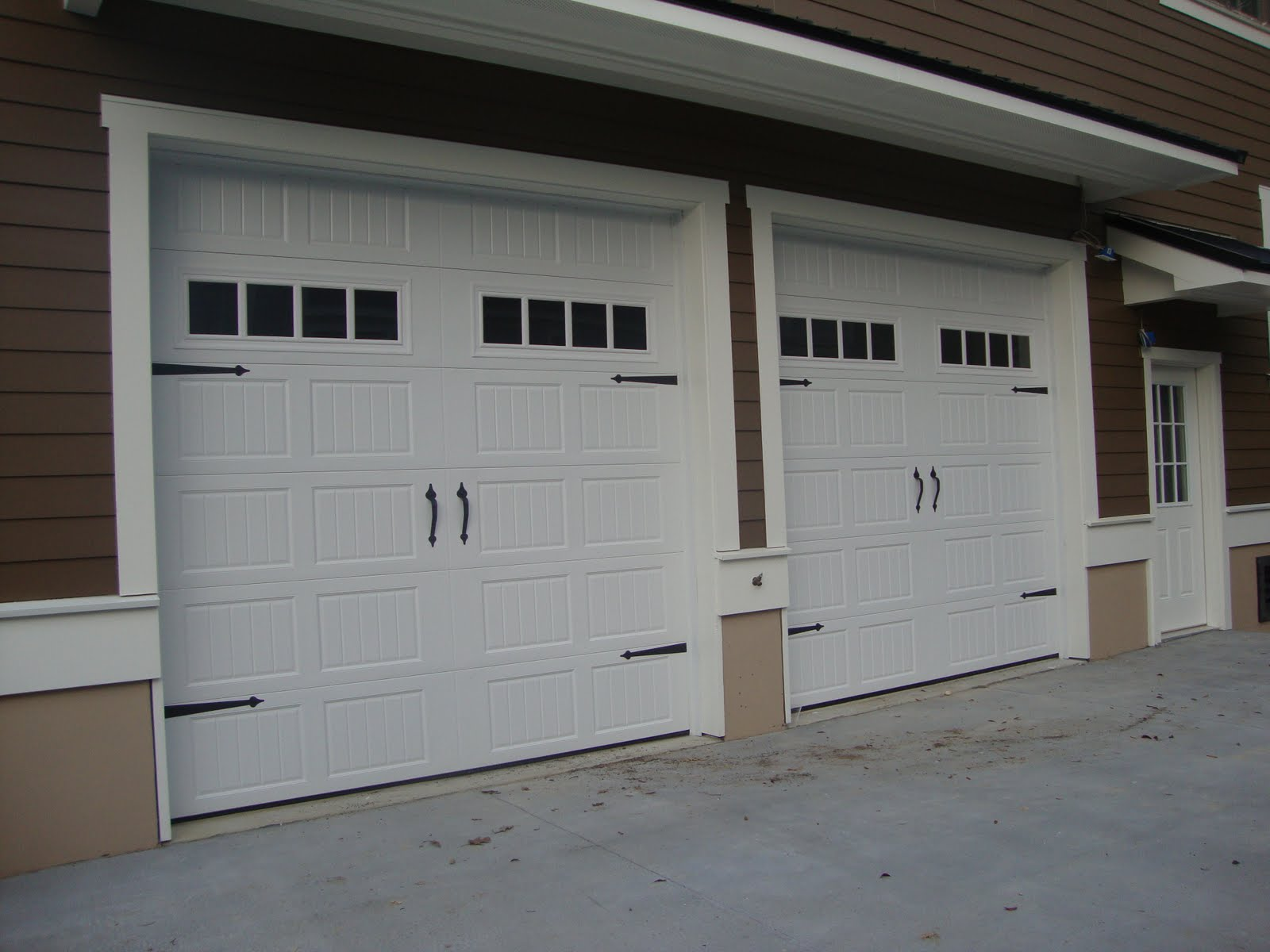 Project 1852 garage doors for 10 foot high garage door