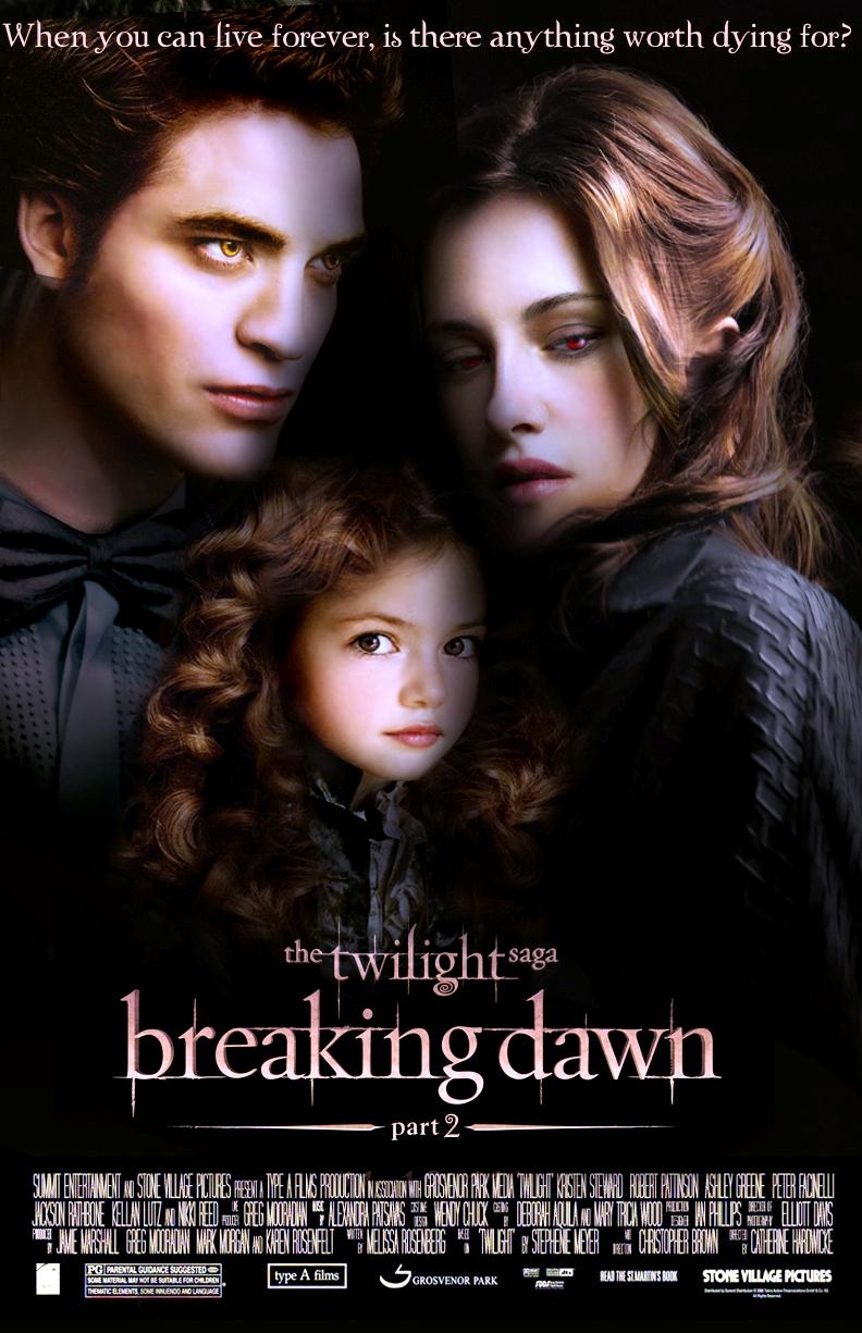 The Twilight Saga: Breaking Dawn -- Part 2 Makes Lionsgate Billion ...
