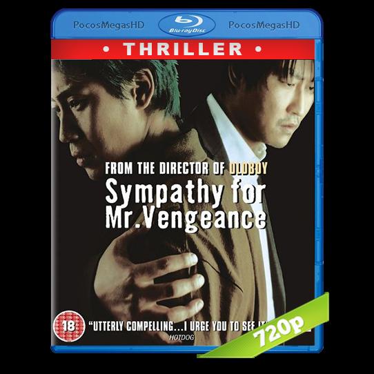 Trilogía de la venganza (2002-2003-2005) BrRip 720p Koreano AC3 5.1+subs
