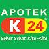 Alamat Apotik K-24 SOEKARNO HATTA, Malang