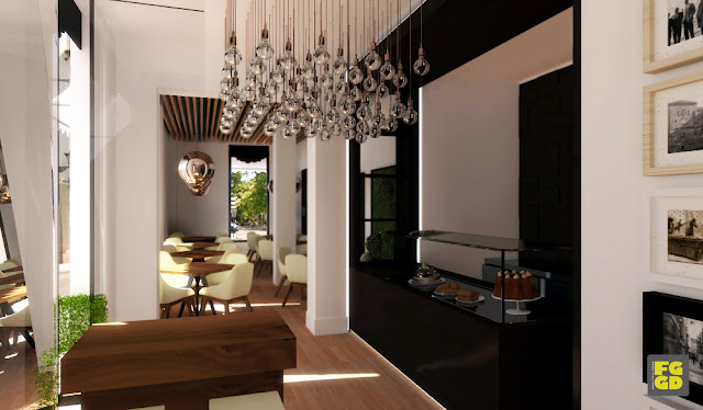 FGGD_Arquitectura - Infografía Cafetería y Pastelería Virolo