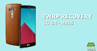 Tutorial - Instale TWRP recovery no LG G4 (International Variante)