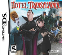 hotel transylvania ds game review