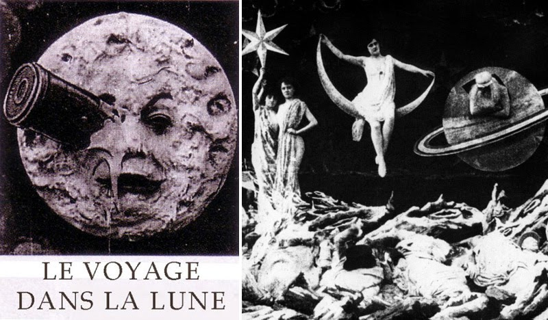 historia del cine a través de los carteles_viaje a la luna