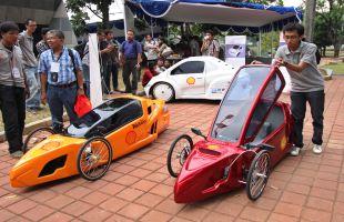 Mobil Listrik UI Pertama Di Indonesia