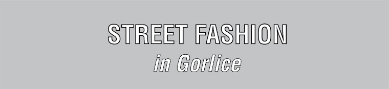 Street fashion in Gorlice