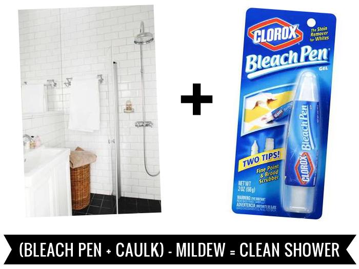 Clean House Removing Mildew From Bathroom Caulk And Grout Triple Max Tons