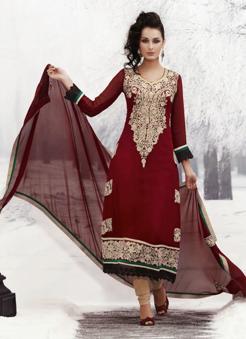 Awesome Beautiful Dresses For Women In Pakistan 2015 0018