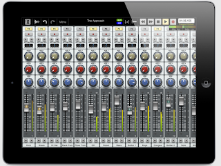 auria recording software for ipad 2