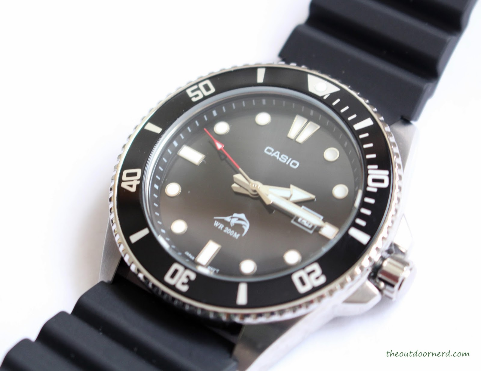 Casio MDV106-1A Diver's Watch Product Link