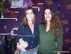 Fabiana Scaranzi y Dri Rodriguez