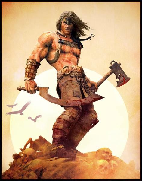 Kimmeryalı Barbar Conan