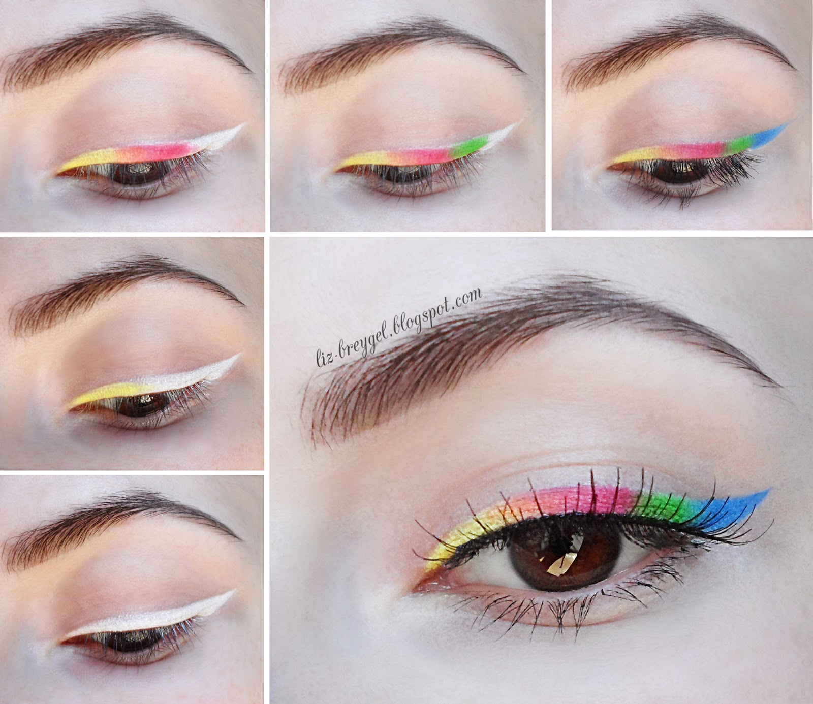 makeup artist makeup application bright fairy makeup tutorial pictures