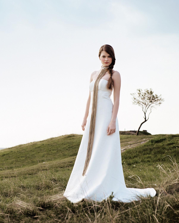 Hochzeitskleid Böhmen