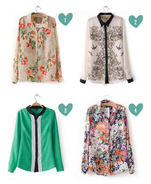 Musthave blouses