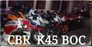 Silaturahmi Riders k45 Bogor