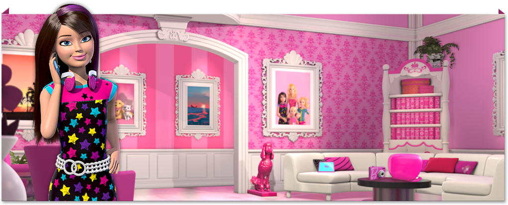 DIARY OF C.A CUPID: MAIS WALLPAPERS BARBIE LIFE IN THE ...