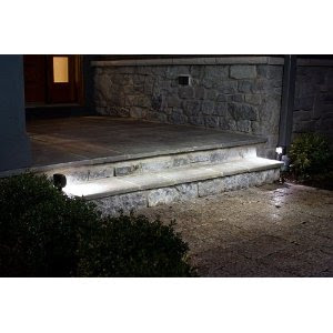 Motion Sensing LED Remote Path Light, 2-Pack