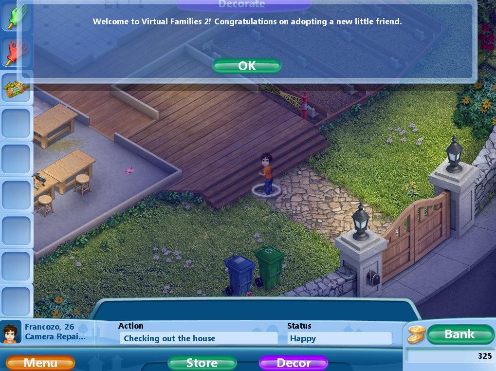 C4c Games Virtual Families 2 Our Dream House Full Version