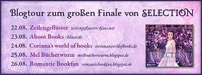 Blogtour SELECTION - Die Krone