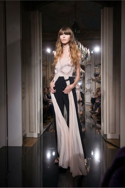 azarro fall winter 2014 2015 collection evening dress