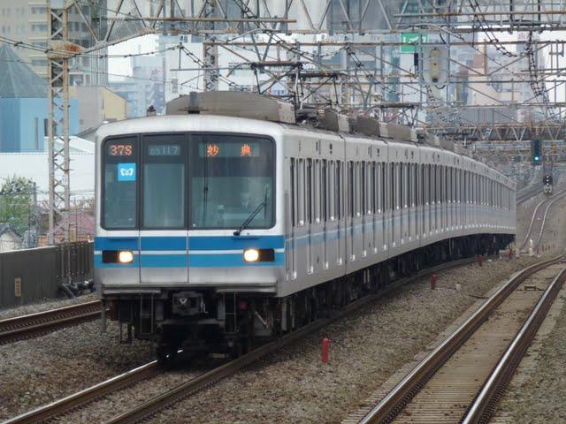 東京メトロ東西線 妙典行き1 05系LED