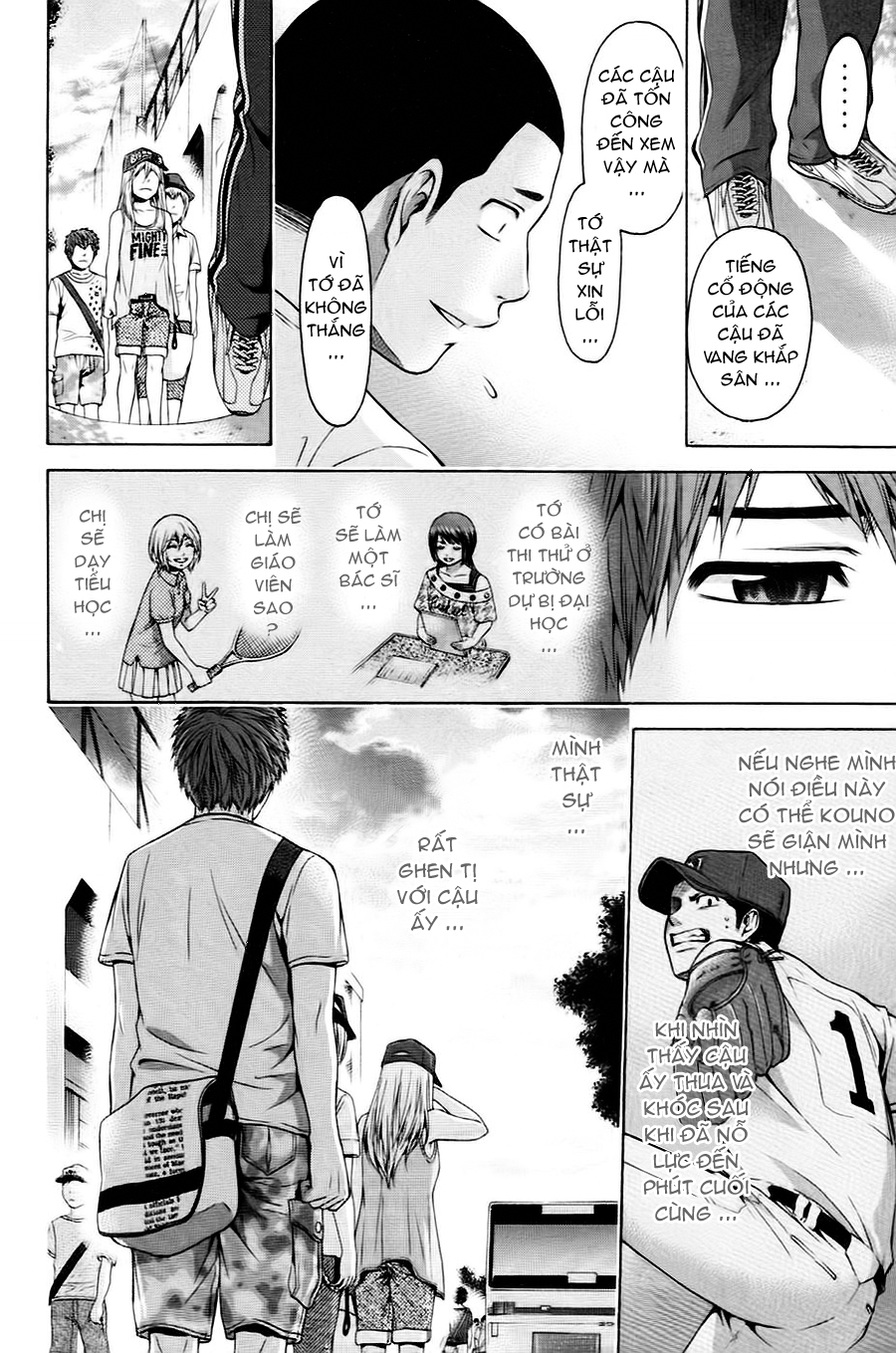 Good Ending Chap 51 - truyen Good Ending online