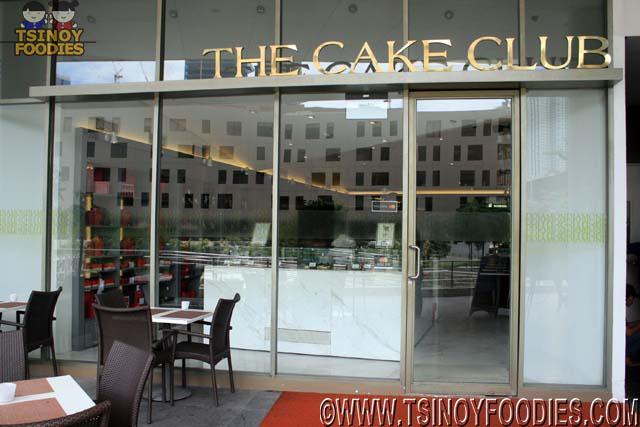 the cake club