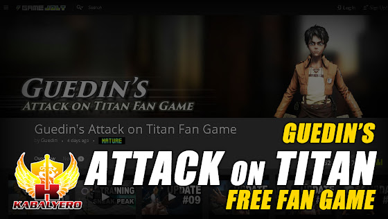 Attack On Titans Fan Game ★ Check It Out, It's FREE