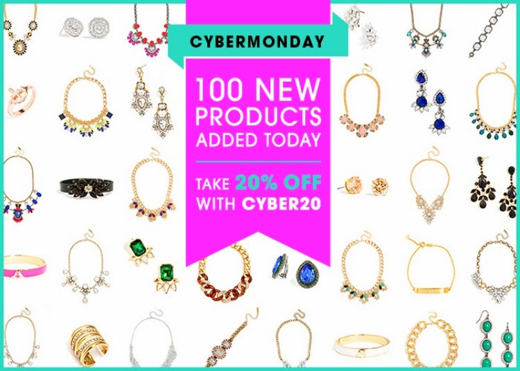 My Favorite #CyberMonday Deals | baublebar.com