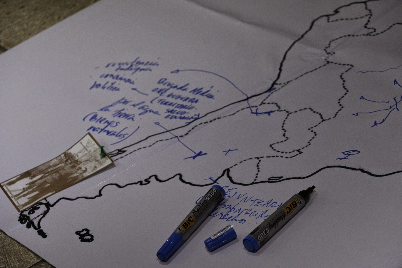 Volviendo a dibujar nuestro mapa