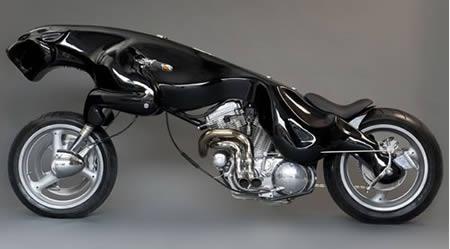 Motor Unik Dunia