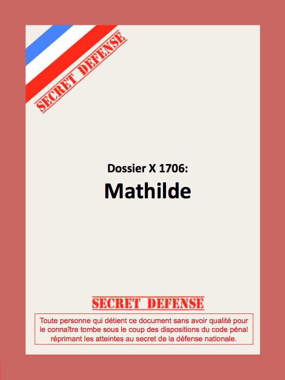 Dossier Mathilde